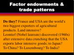 factor endowments trade patterns5