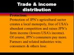 trade income distribution15