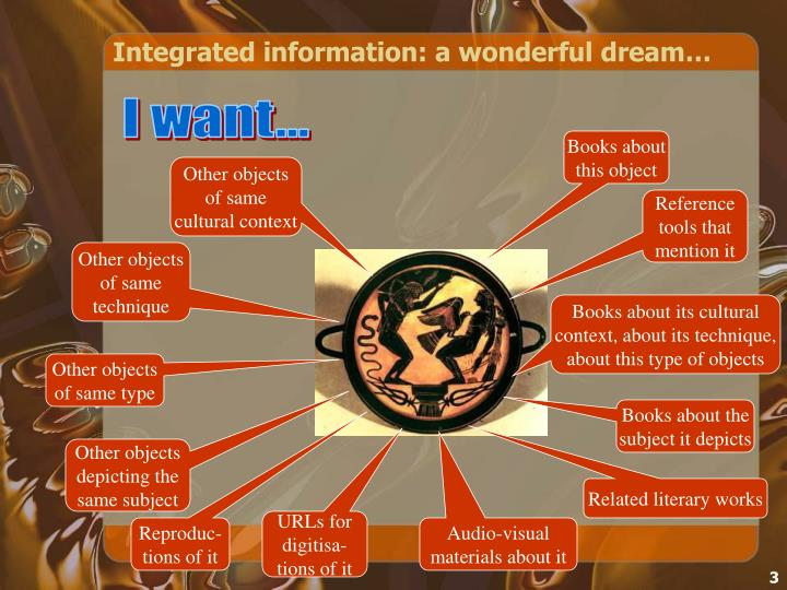 Integrated information a wonderful dream