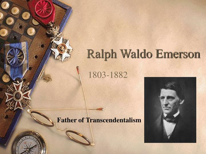 "an analysis of the topic of the ralph waldo emerson In the essay, ""education"", ralph waldo emerson, a transcendentalist thinker, asserts that education is damaged and he knows of a solution – the educators he develops this claim by first introducing the paradox linking ""genius and drill"", expressing his ideal method of teaching."