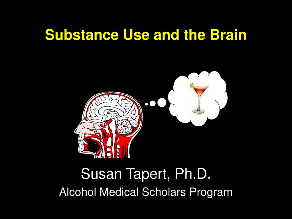 substance use and the brain l.