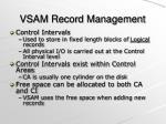 vsam record management10