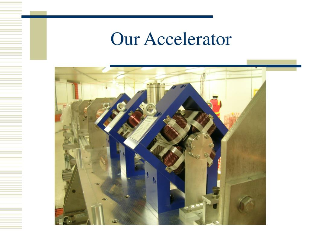 Our Accelerator