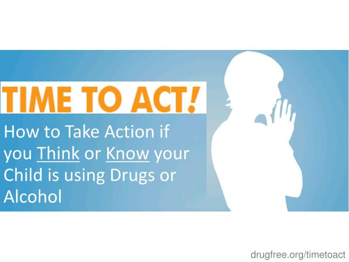 How to Take Action if you
