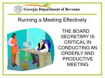 running a meeting effectively12