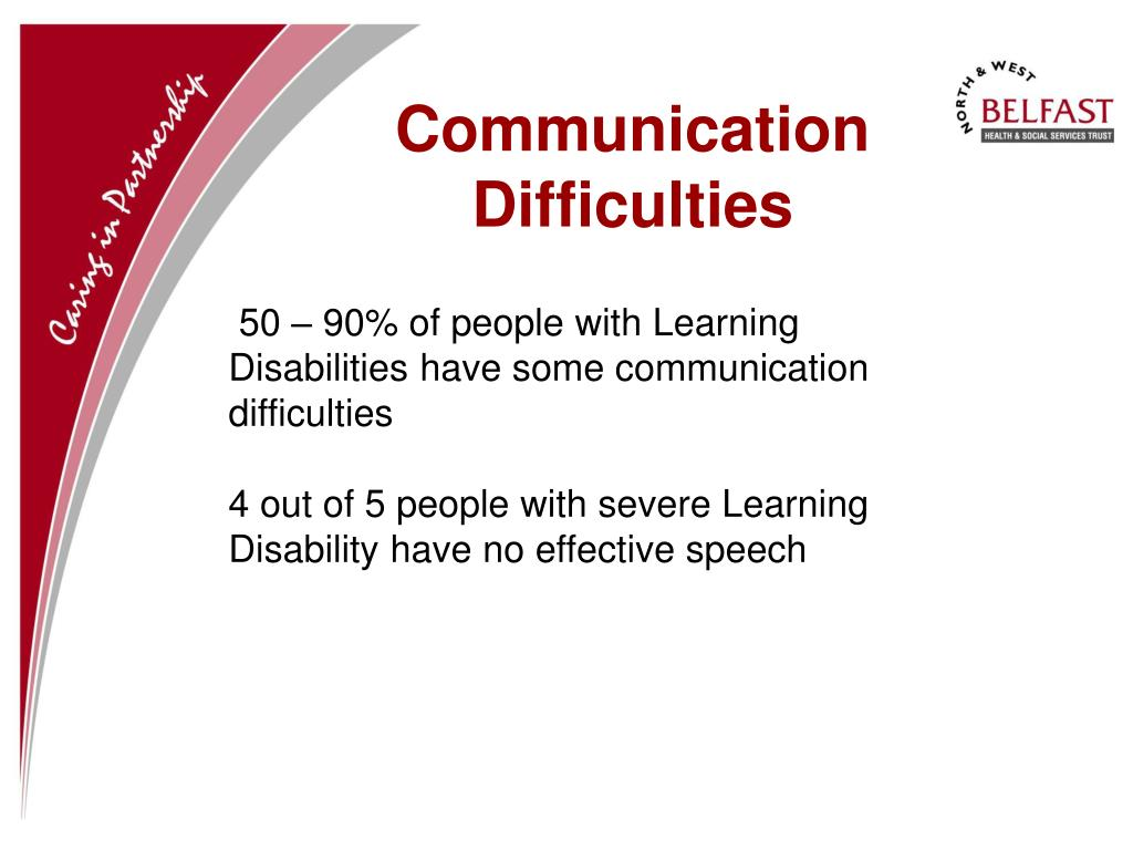 Communication Difficulties