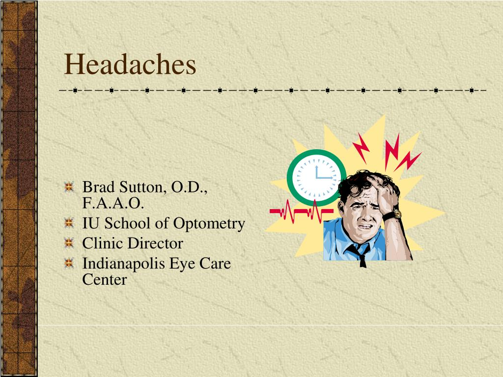 headaches l.