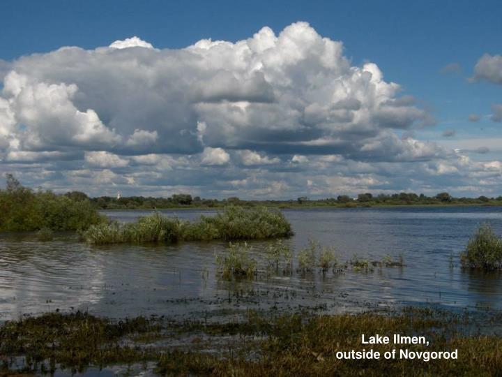 Lake Ilmen,