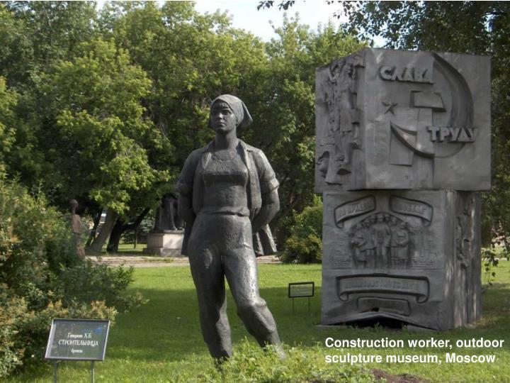 Construction worker, outdoor