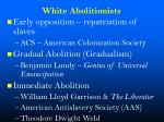 white abolitionists