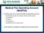 medical flex spending account medfsa