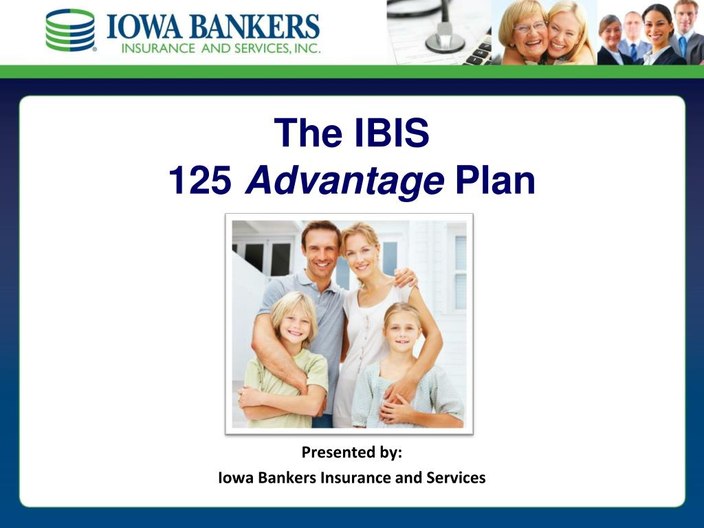 the ibis 125 advantage plan l.