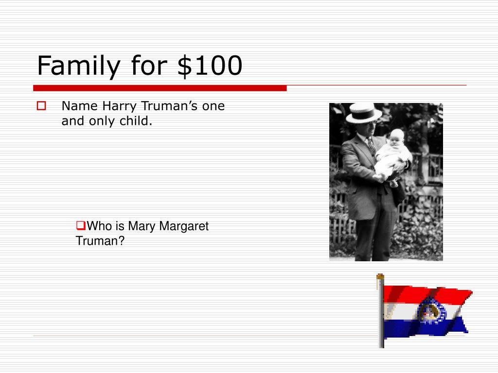 Family for $100