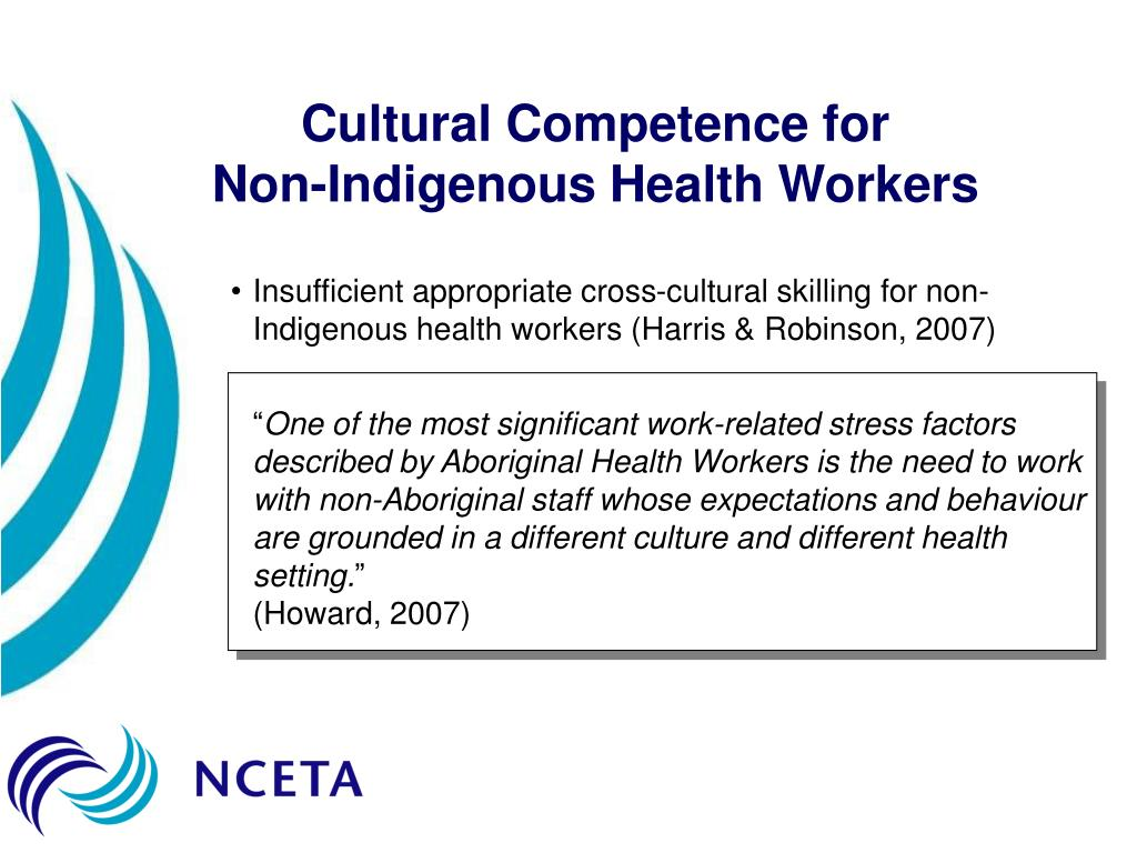 Cultural Competence for