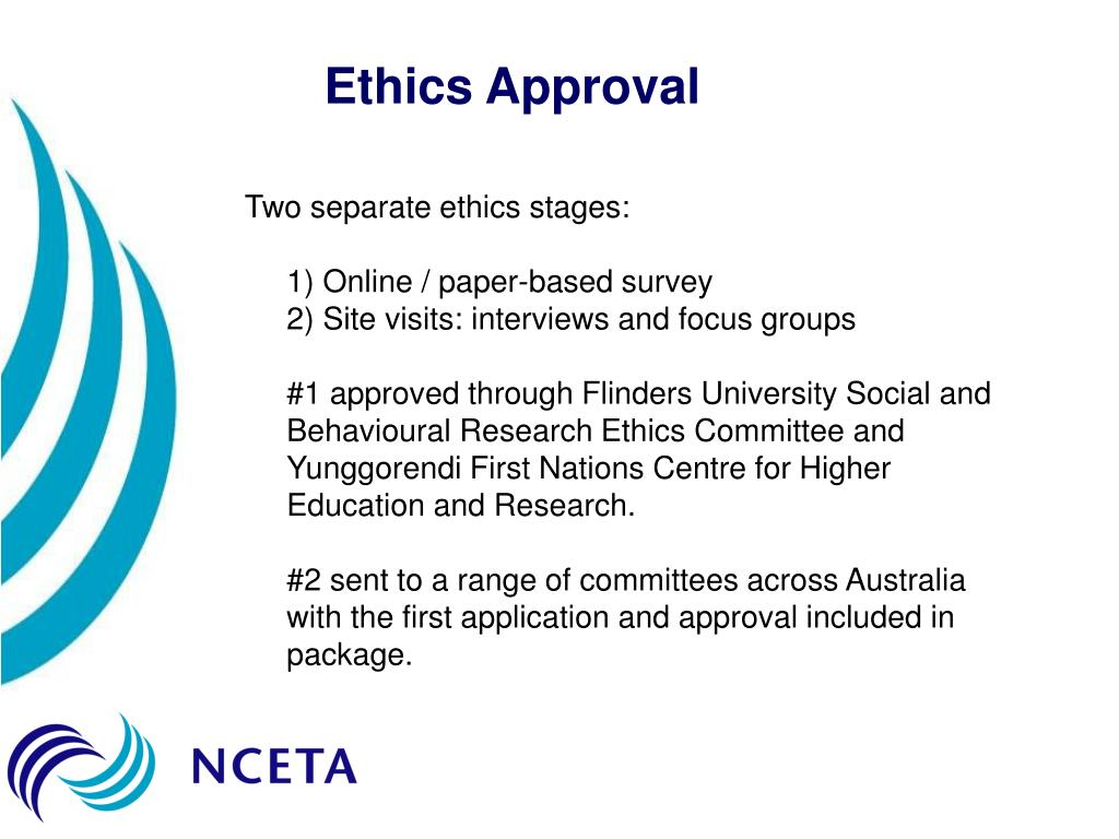 Ethics Approval