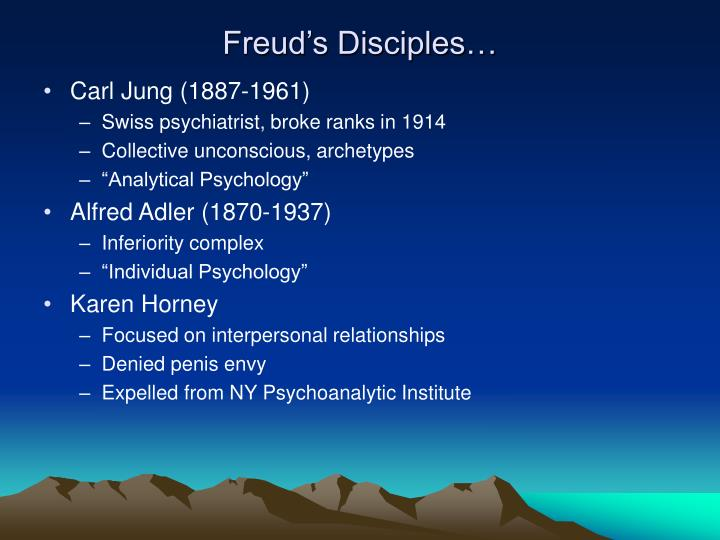 carl jung and karen horney s contributions Karen horney (/ ˈ h ɔːr n aɪ / born danielsen, 16 september 1885 – 4 december 1952) was a german psychoanalyst who practiced in the.