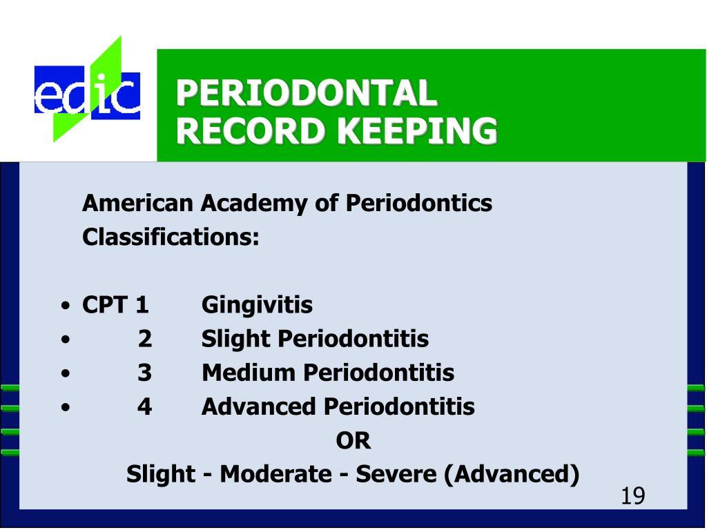 American Academy of Periodontics