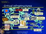 critical infrastructures