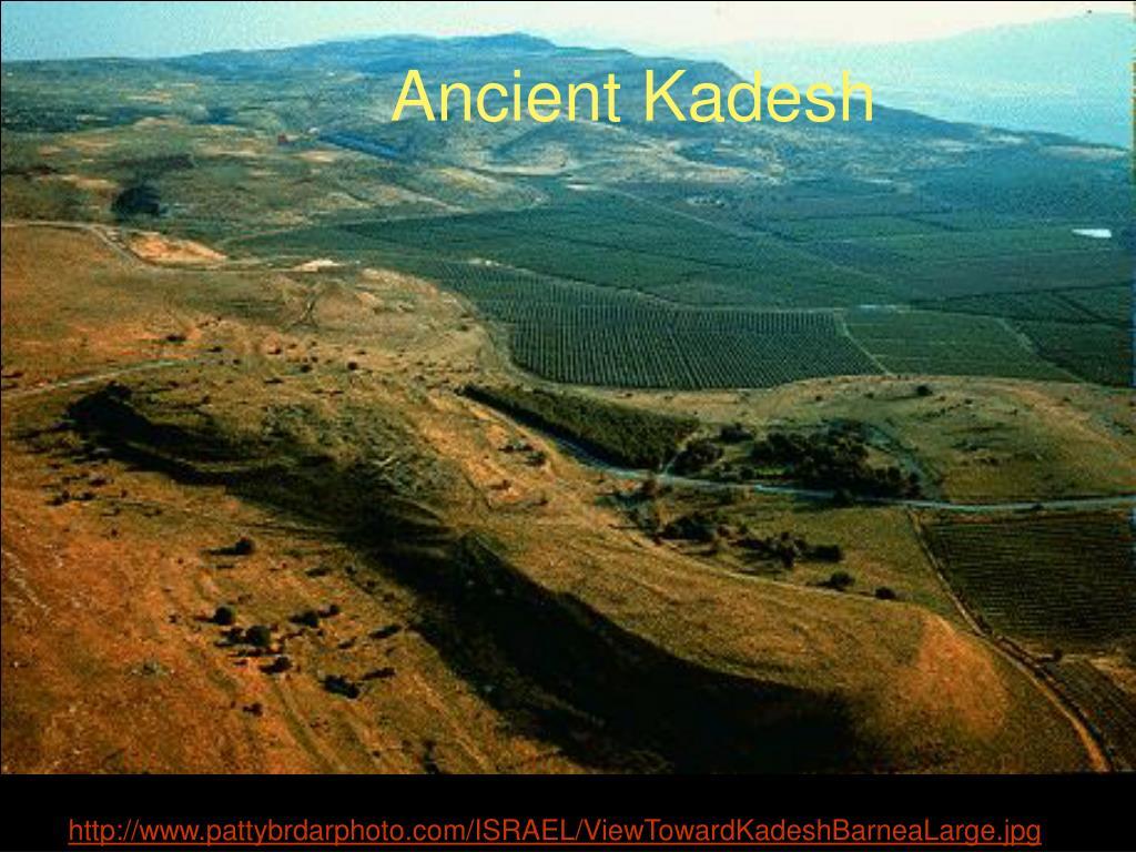 Ancient Kadesh