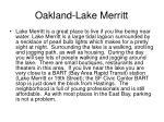oakland lake merritt90