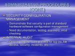 administrative procedures cont15
