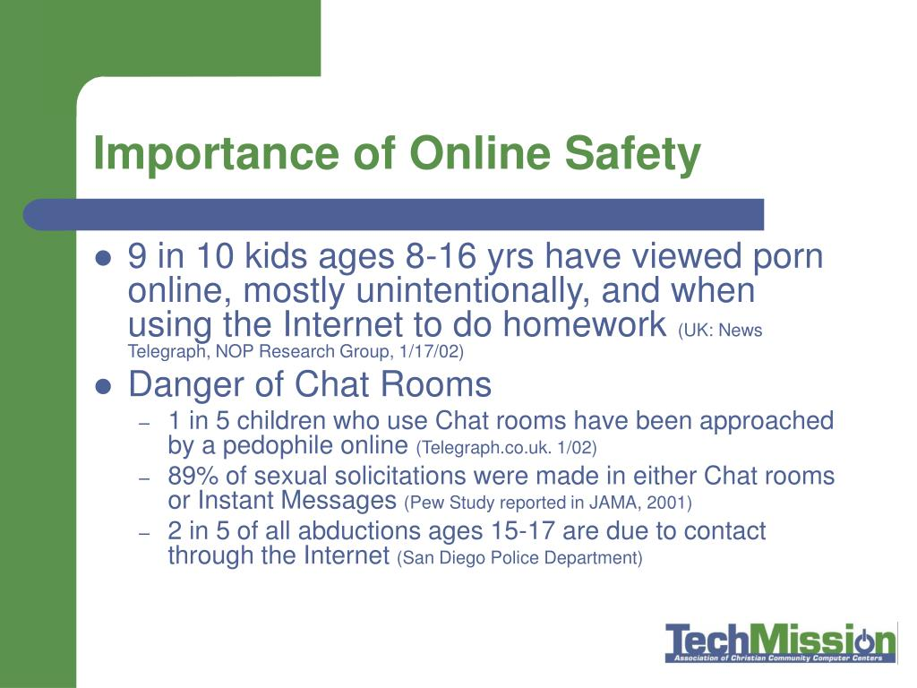 Importance of Online Safety