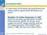 acceleration quiz66