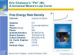 eric chaisson s phi a universal moore s law curve