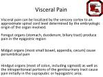 visceral pain6