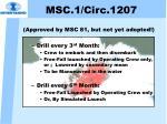 msc 1 circ 120714