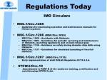 regulations today8