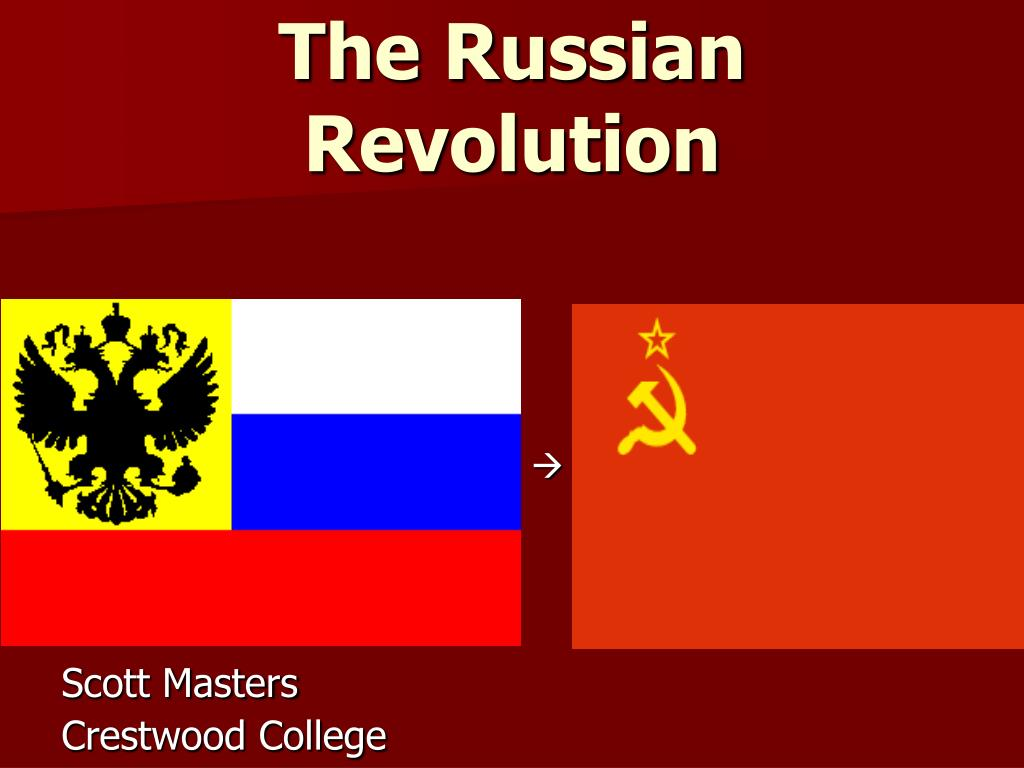 the russian revolution l.