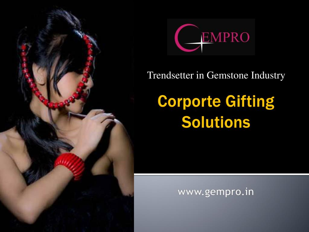 Trendsetter in Gemstone Industry