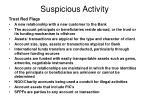 suspicious activity15