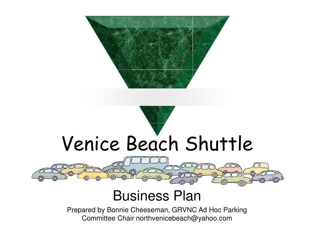 venice beach shuttle l.