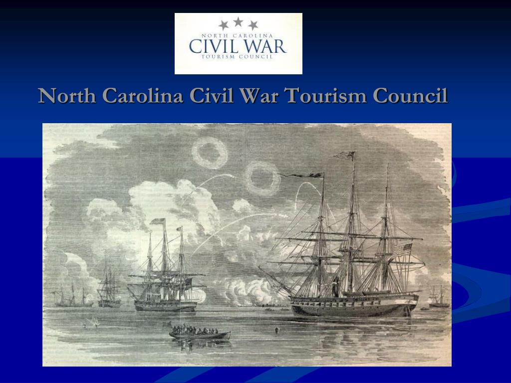north carolina civil war tourism council l.
