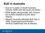 bjd in australia
