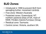 bjd zones