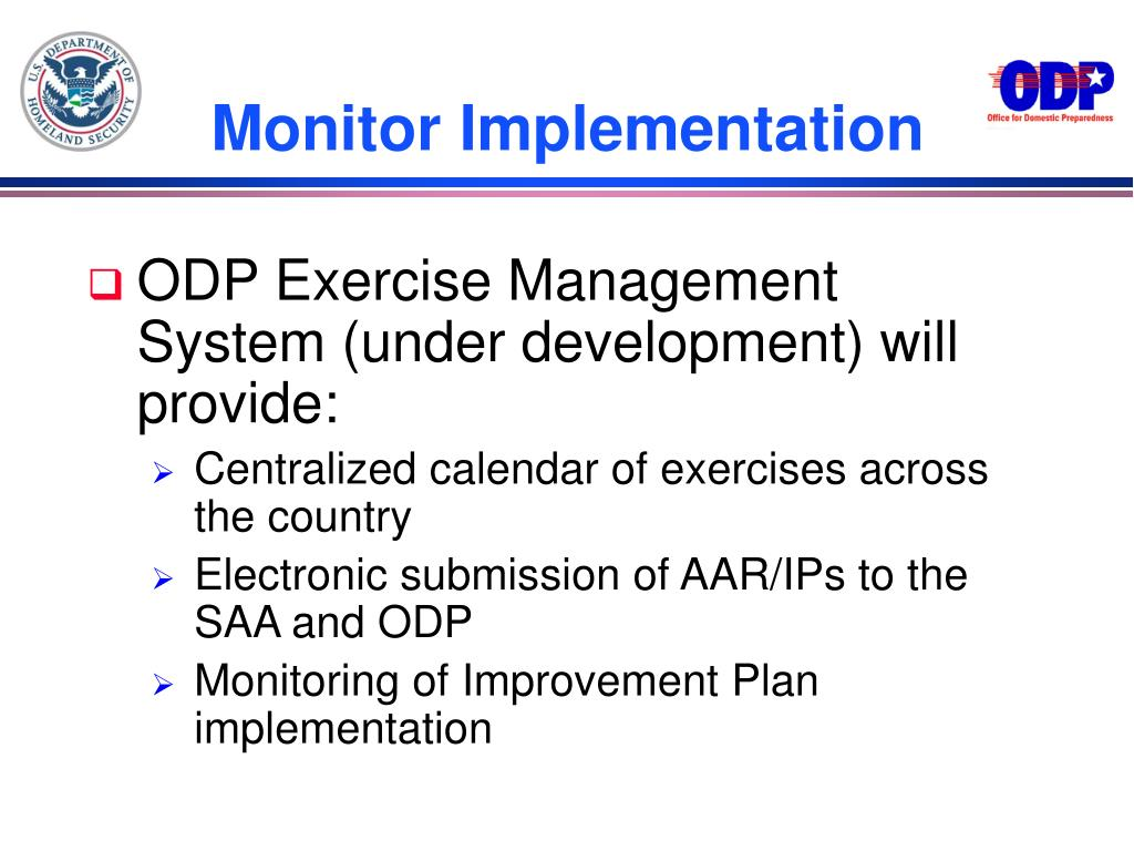 Monitor Implementation