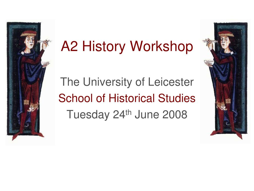 a2 history workshop l.