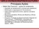 apl s ovinocrapinocultura principais a es54