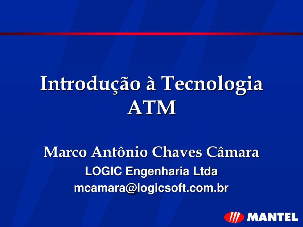Introdução à Tecnologia ATM