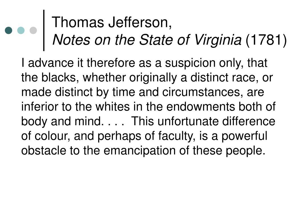 Thomas Jefferson,