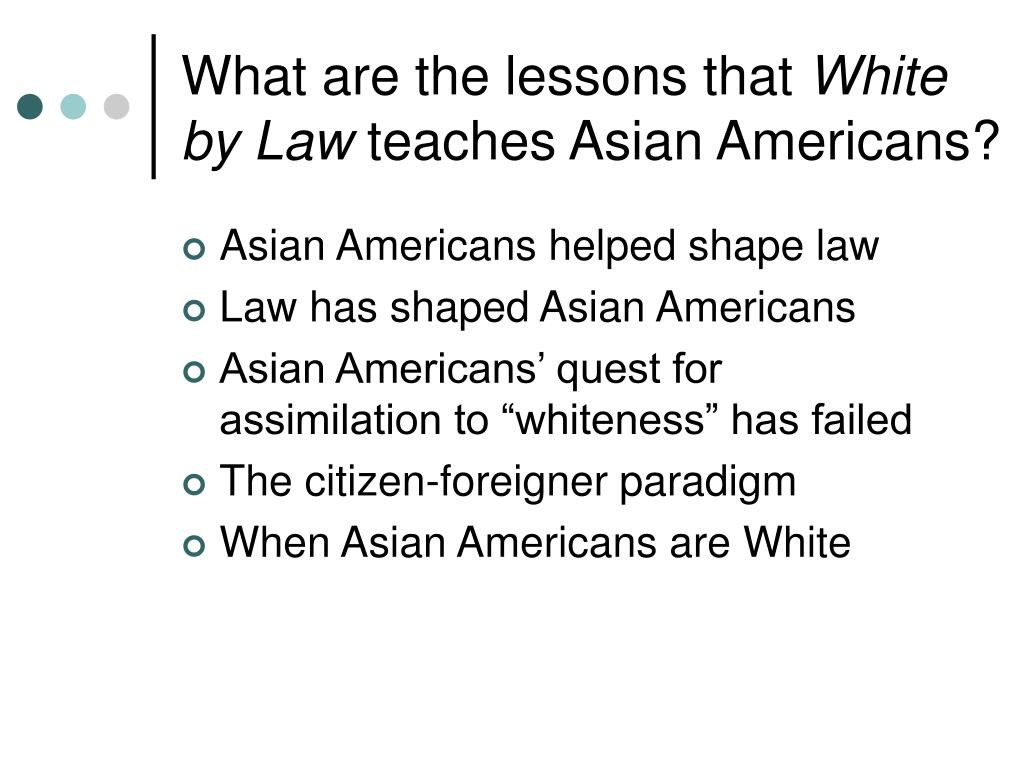 What are the lessons that