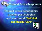 trained crisis responder8