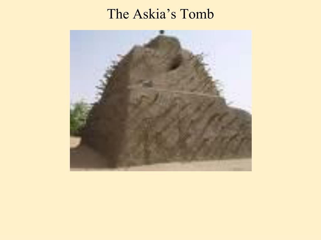 The Askia's Tomb