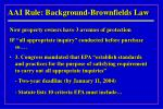 aai rule background brownfields law5
