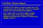 aai rule market impact45