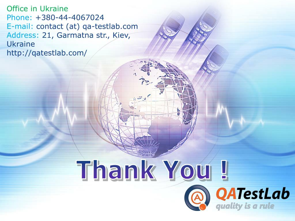 Office in Ukraine