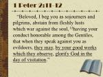 1 peter 2 11 121